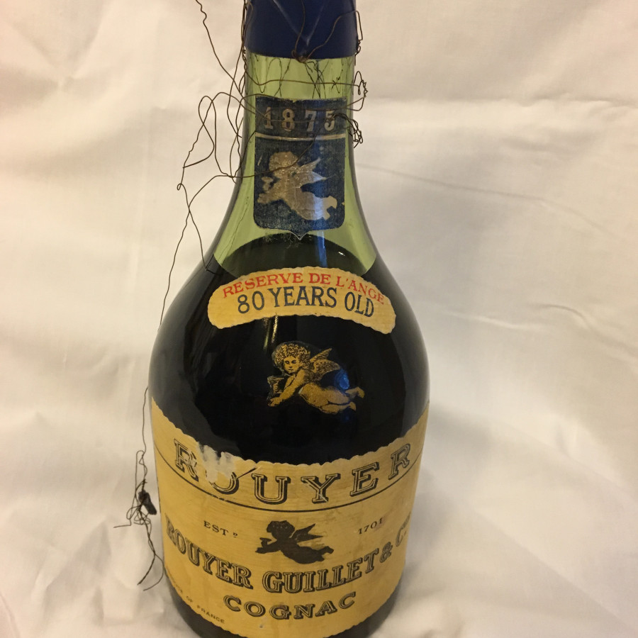 Rouyer Guillet 80 years vintage Cognac