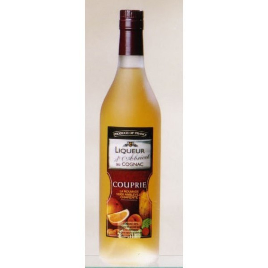 Couprie Liqueur d'Abricot au Cognac