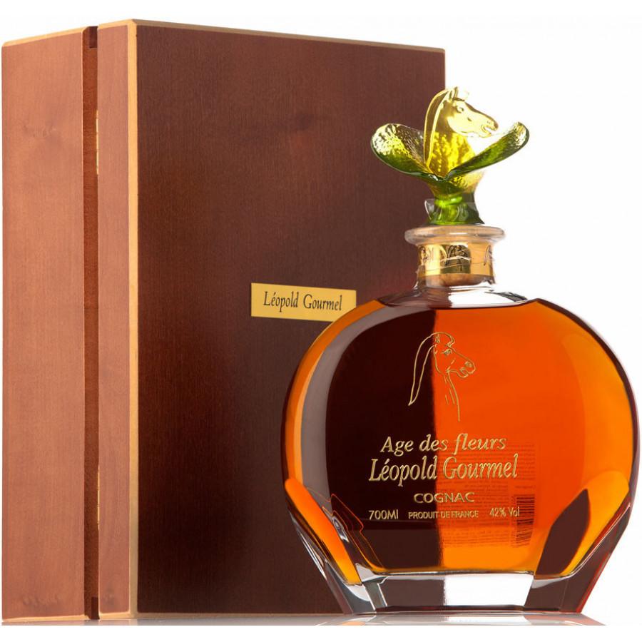 Léopold Gourmel Extra Age des Fleurs 15 Carats Decanter Edition