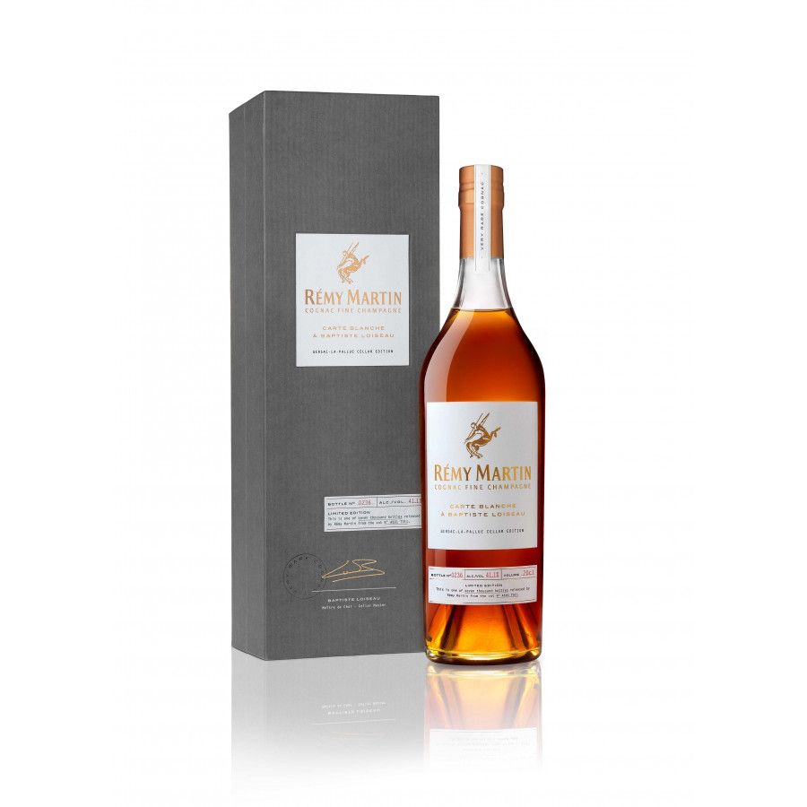 Rémy Martin Carte Blanche à Baptiste Loiseau Cognac