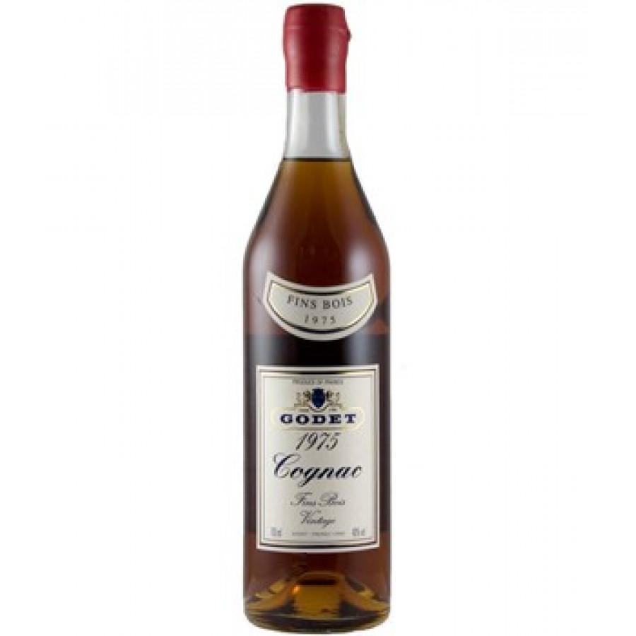 Godet Vintage 1975 Fins Bois Cognac 01