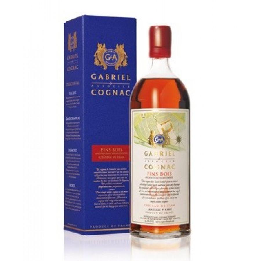 Gabriel & Associes Fins Bois Chateau de Clam Cognac