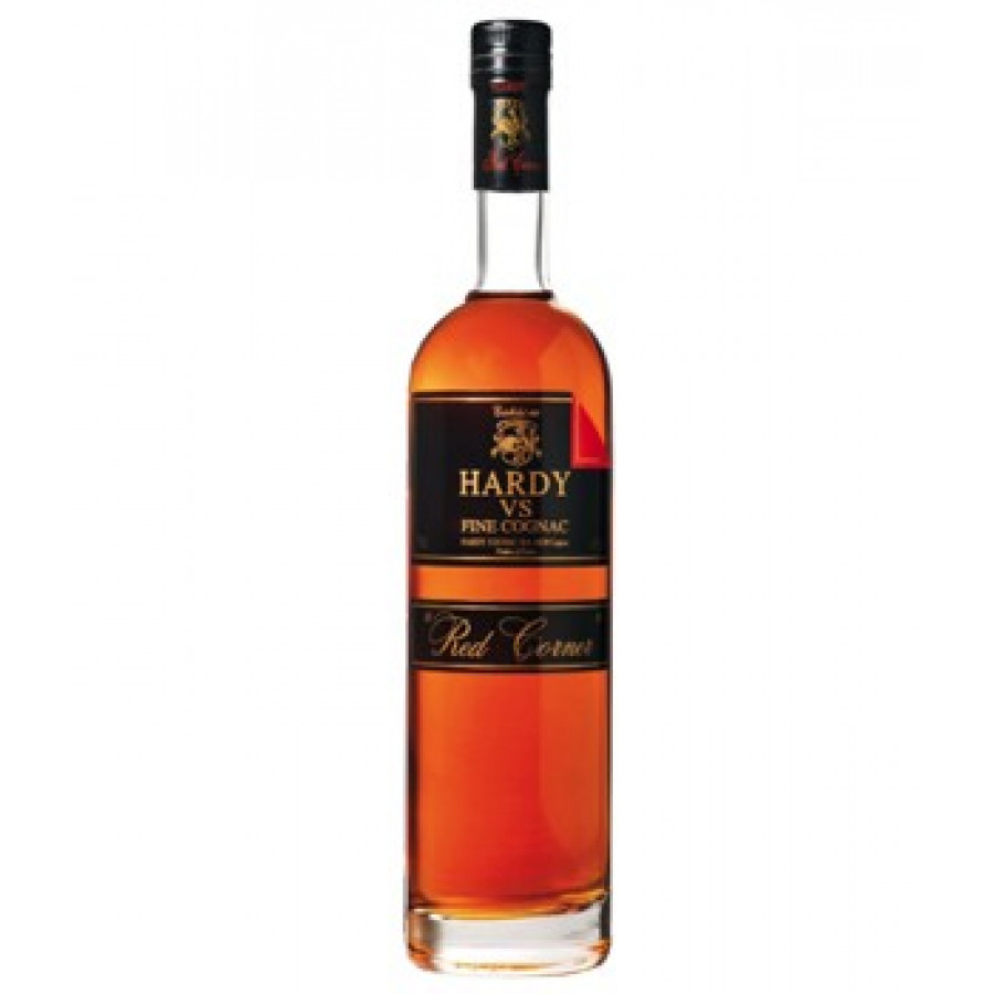 Hardy VS Red Corner Fine Cognac