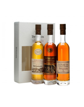 Delamain Gift Box Trio