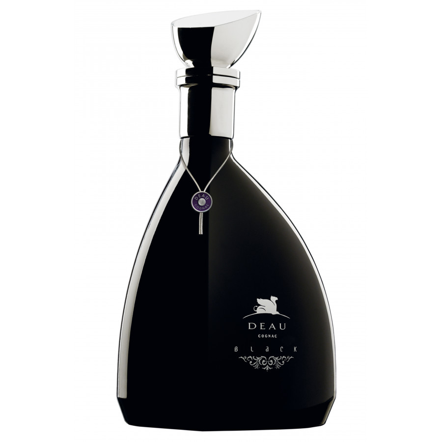 Deau Black Decanter Cognac 01