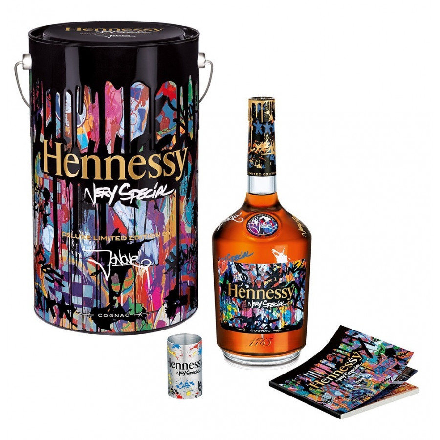 Hennessy JonOne VS Limited Edition Series