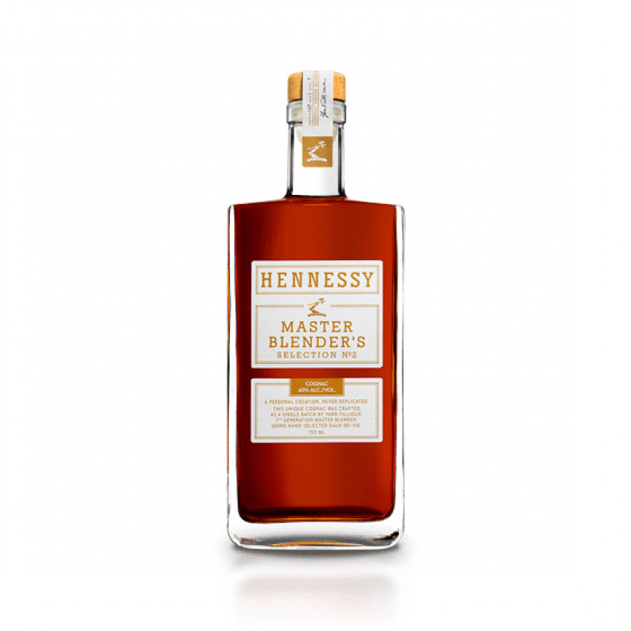 Hennessy Master Blender's Selection No. 2 by Yann Fillioux