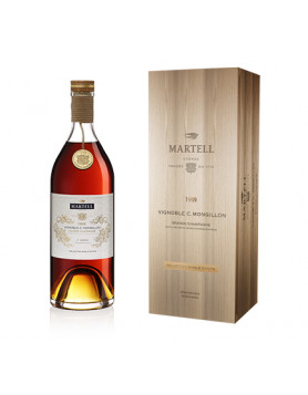 Martell Single Estate Collection Vignoble C. Mongillon Vintage 1989