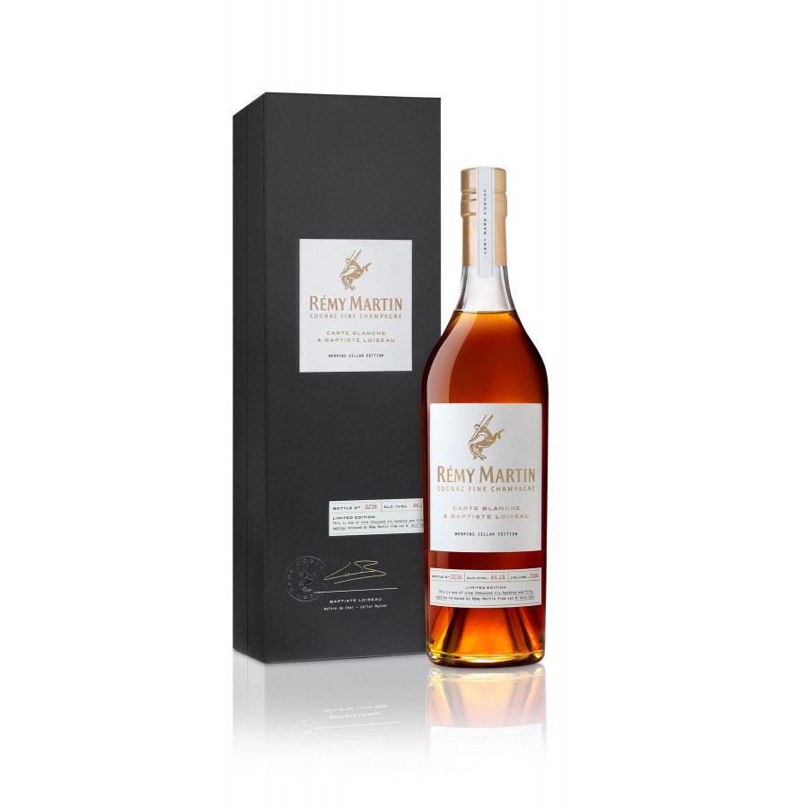 Rémy Martin Carte Blanche No2 Merpins Cellar Edition