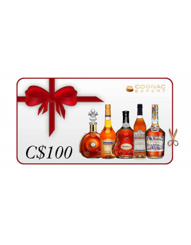 C$100 Gift Card