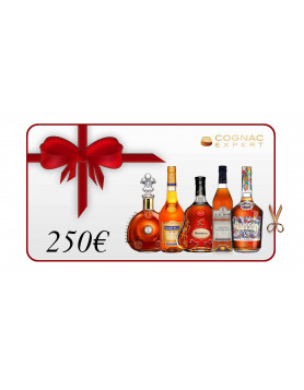 250€ Gift Card