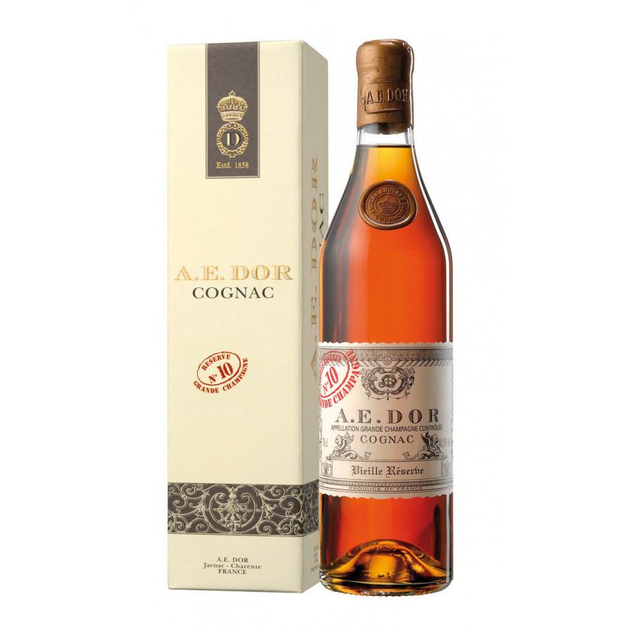 AE Dor Vieille Réserve No 10 Cognac 01