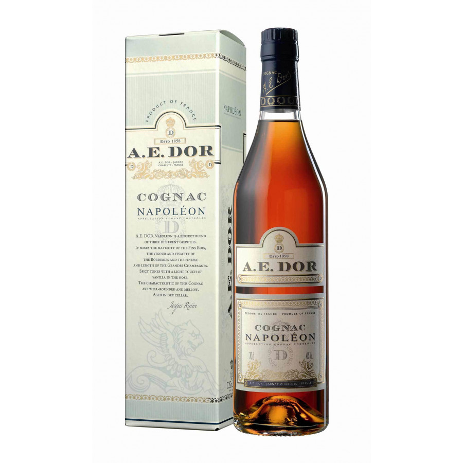 A.E. Dor Vieux Napoleon Cognac 01