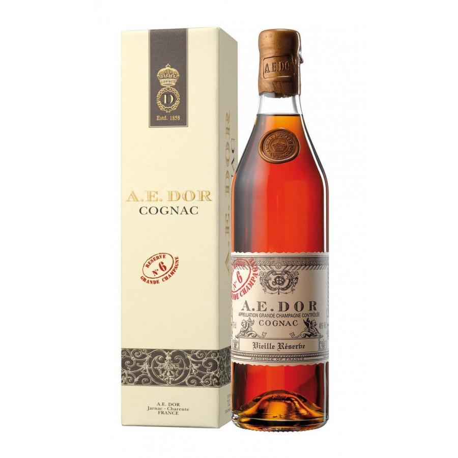 AE Dor Vieille Réserve No 6 Cognac 01