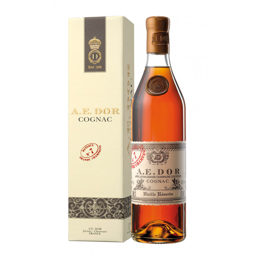 AE Dor Vieille Réserve No 7 Cognac 01