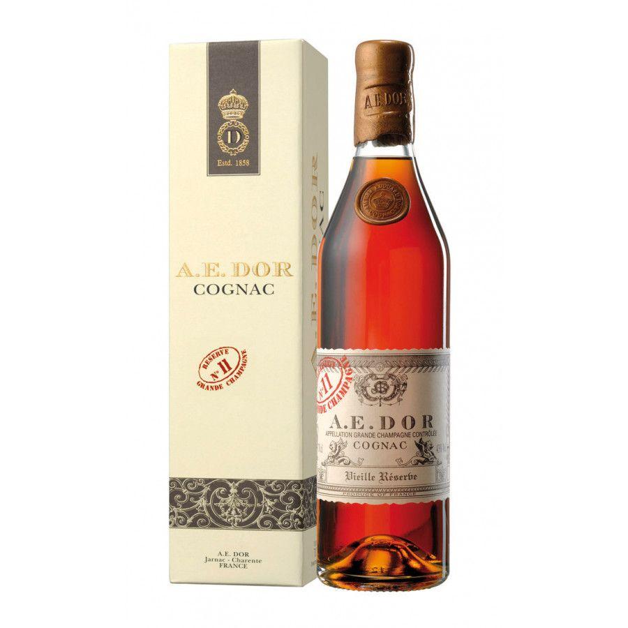 AE Dor Vieille Reserve No 11 Cognac 01