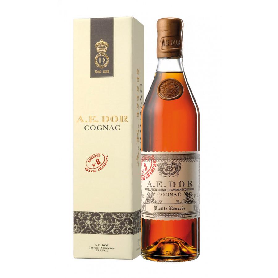 A.E. DOR XO Hors d'Age no 8 Cognac 01