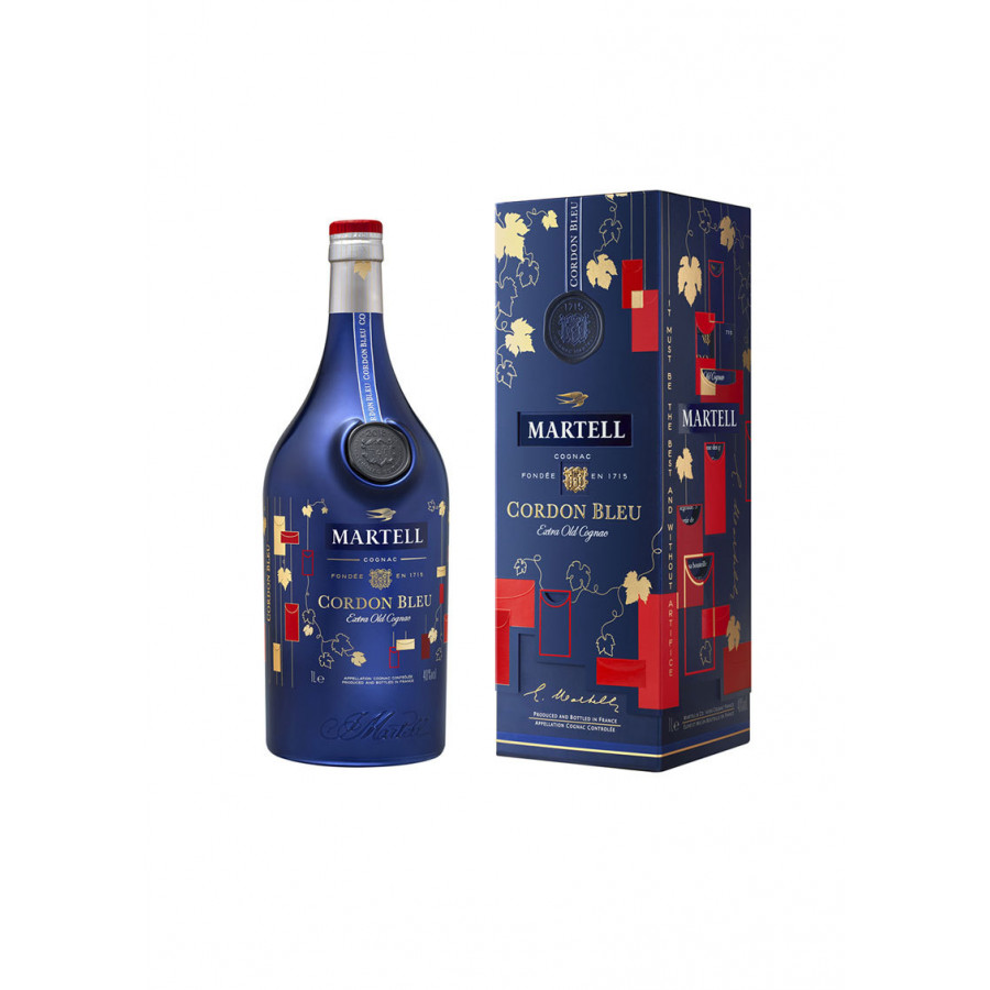 Martell Cordon Bleu Chinese New Year Limited Edition