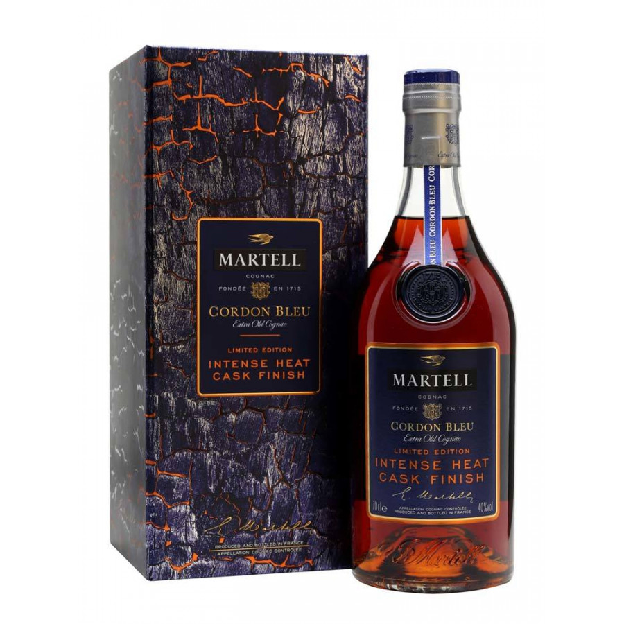 Martell Cordon Bleu XO Intense Heat Limited Edition