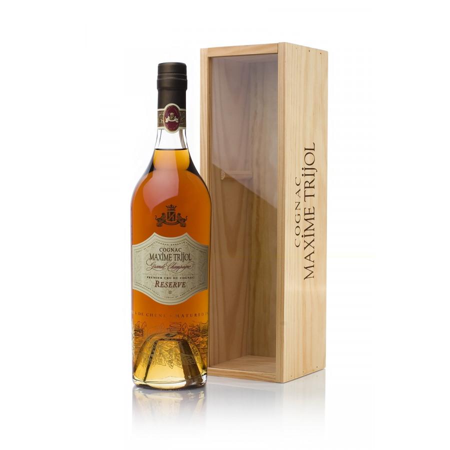 Maxime Trijol Réserve Grande Champagne Cognac 01