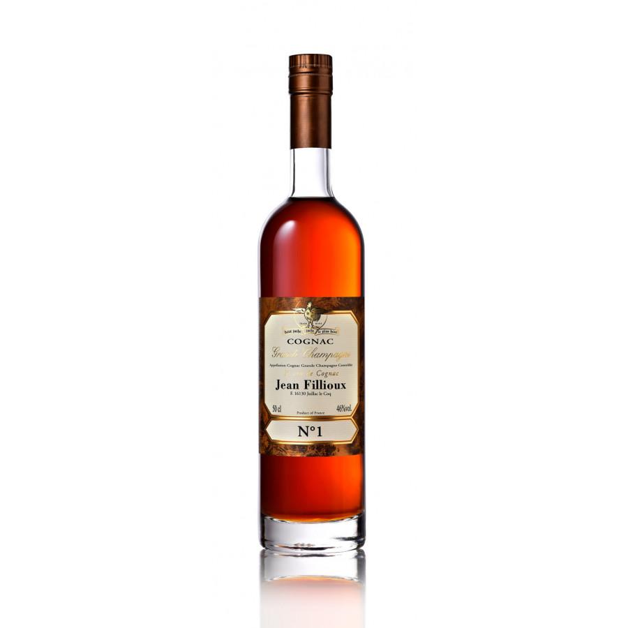 Jean Fillioux N°1 Cognac 01