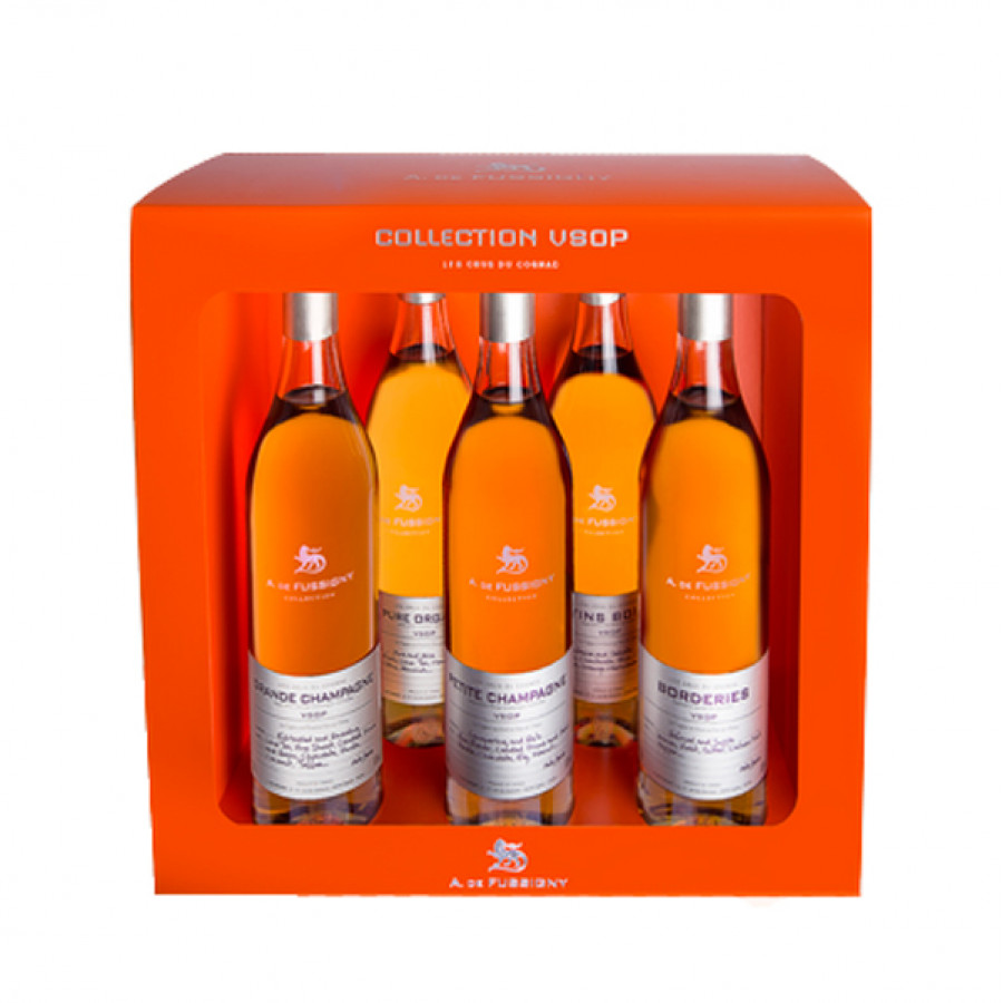 A De Fussigny Coffret VSOP Collection