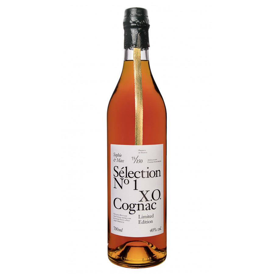 Sophie & Max Selection N° 1 Cognac
