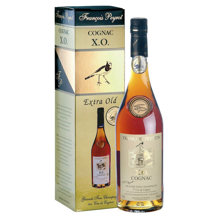 Francois Peyrot XO Cognac 01