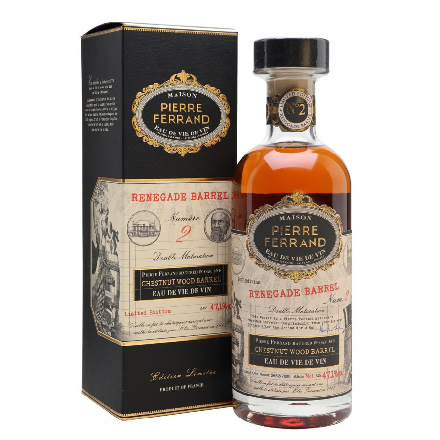 Pierre Ferrand Renegade Barrel No.2 Brandy
