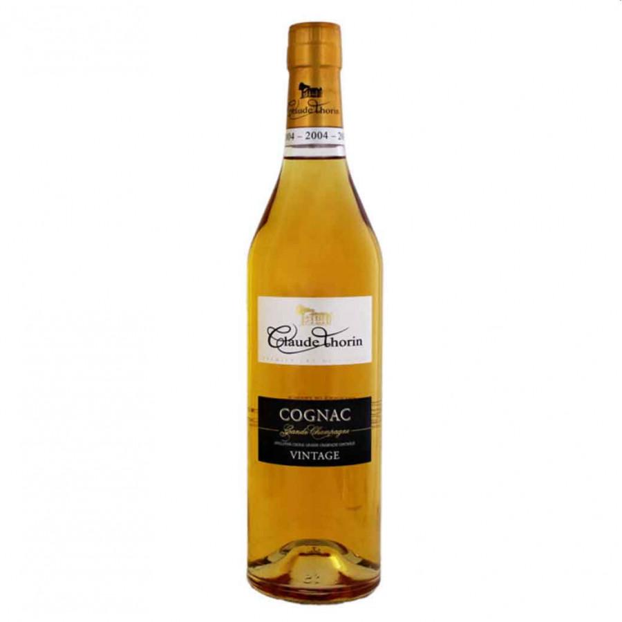 Claude Thorin Grande Champagne Vintage 2004 Cognac