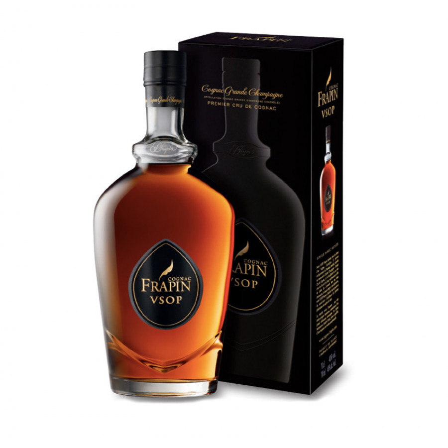 Frapin VSOP Fathersday Grande Champagne Cognac 01