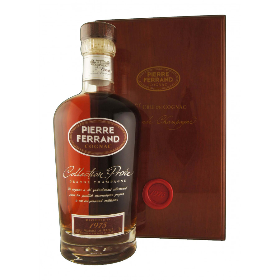 Pierre Ferrand 1975 Collection Prive Cognac 01