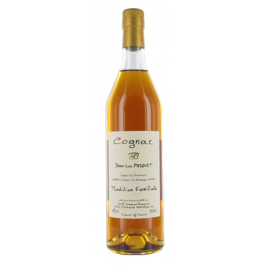 Pasquet Napoleon Tradition Familiale Grande Champagne Cognac 01