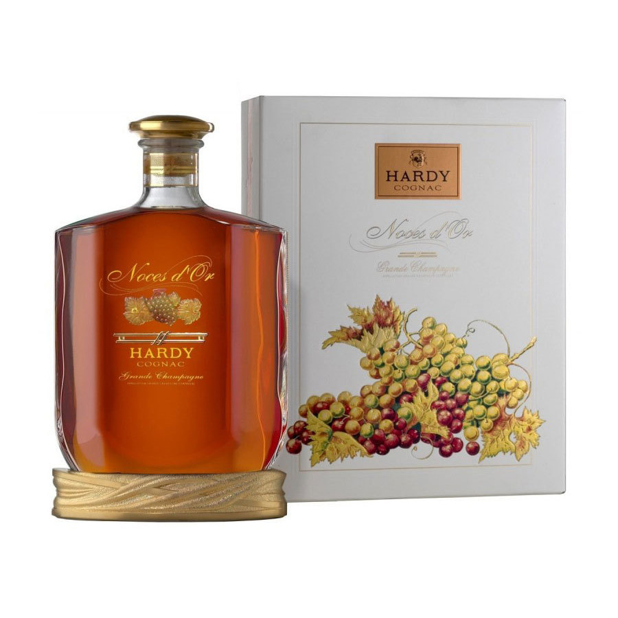 Hardy Noces D'Or Sublime Grande Champagne Limited Edition Cognac 01