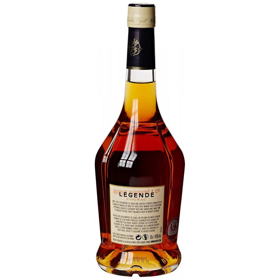 Bisquit Legende Cognac 01
