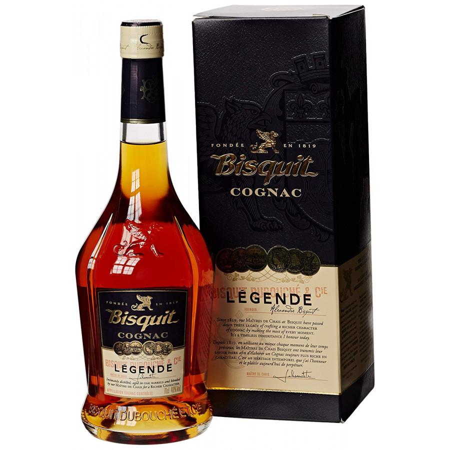Bisquit Legende Cognac