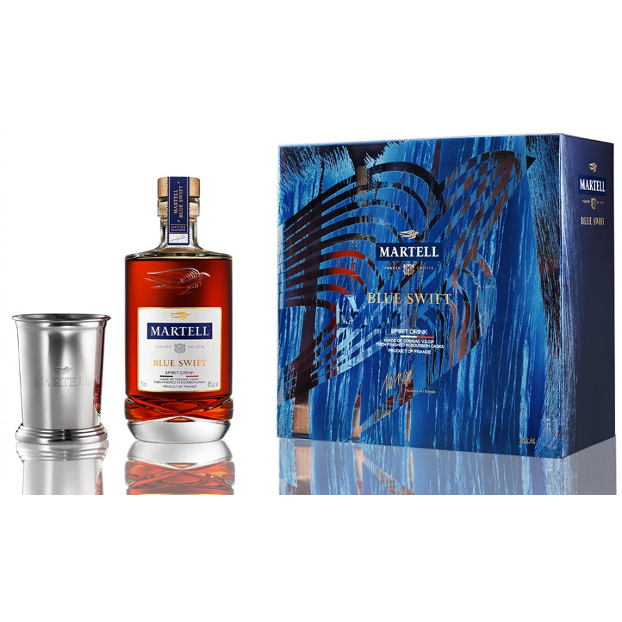 Martell Blue Swift Limited Edition Eau de Vie
