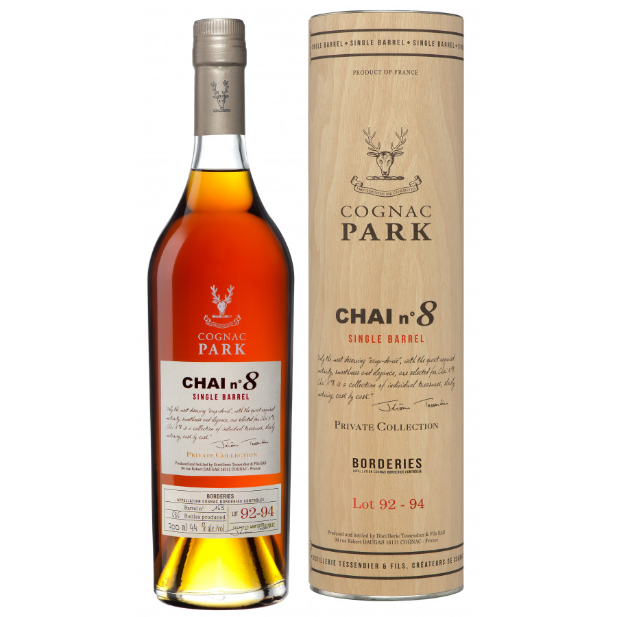 Park Chai N°8 21 years old Cognac