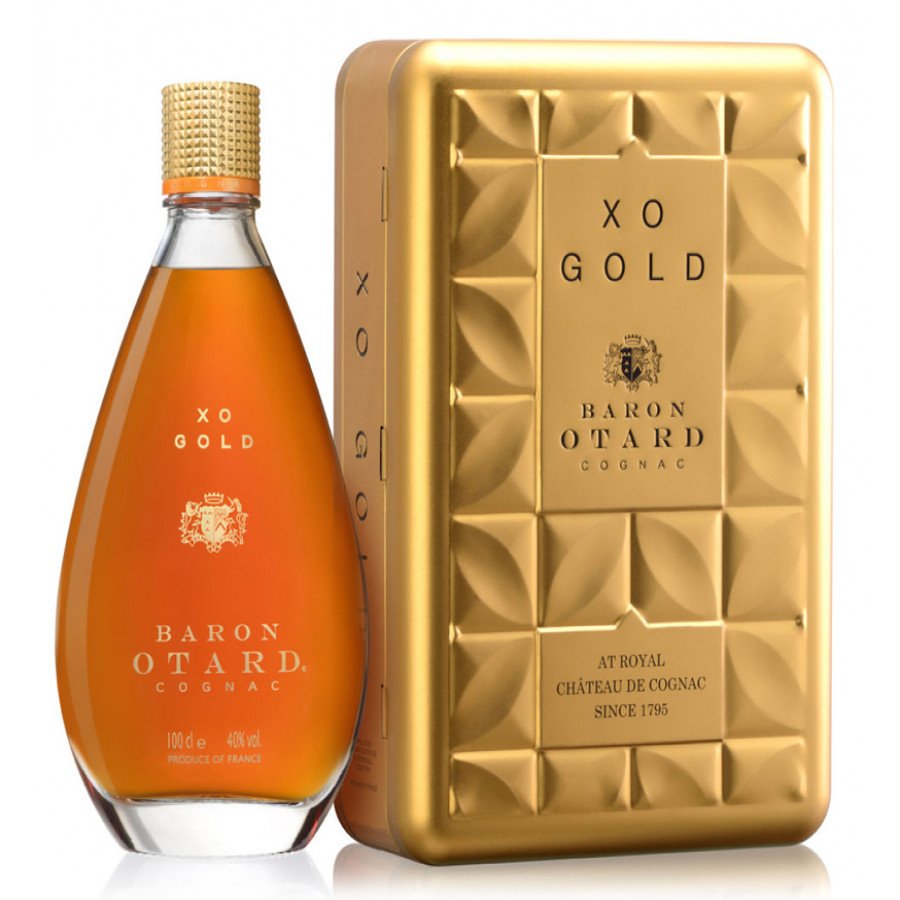 Baron Otard XO Gold Chinese New Year Edition Cognac 01
