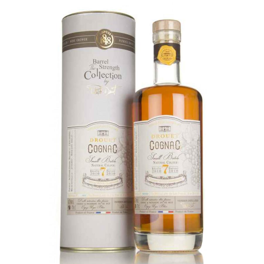 Drouet Small Batch 2010 Cognac 01