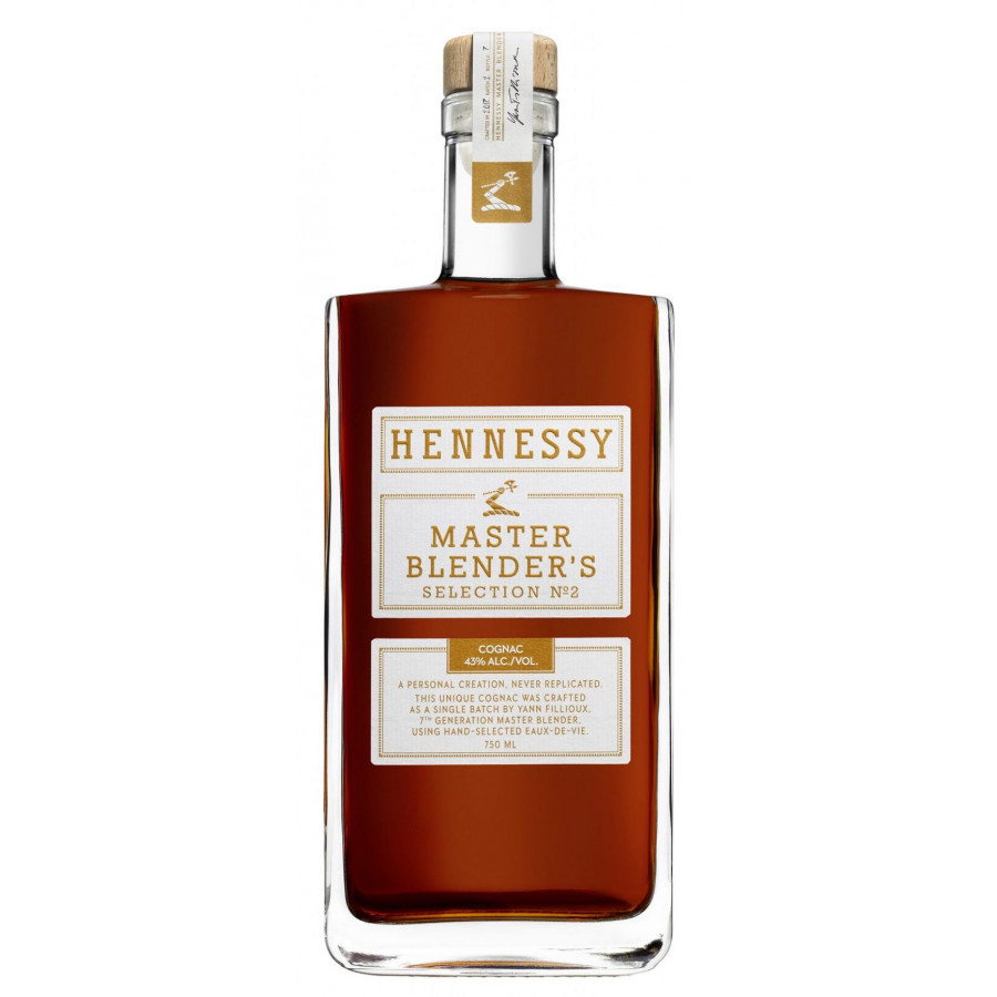 Hennessy Master Blender's Selection No. 2 Limited Edition Cognac 01