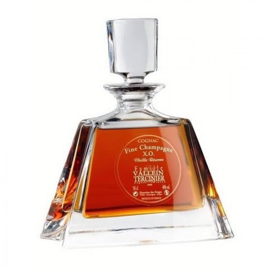 Vallein Tercinier Pyramide XO Cognac 01