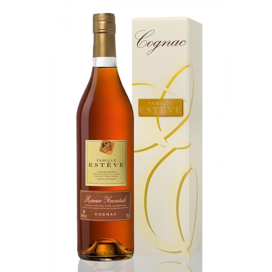 Famille Esteve Reserve Ancestrale Cognac 01