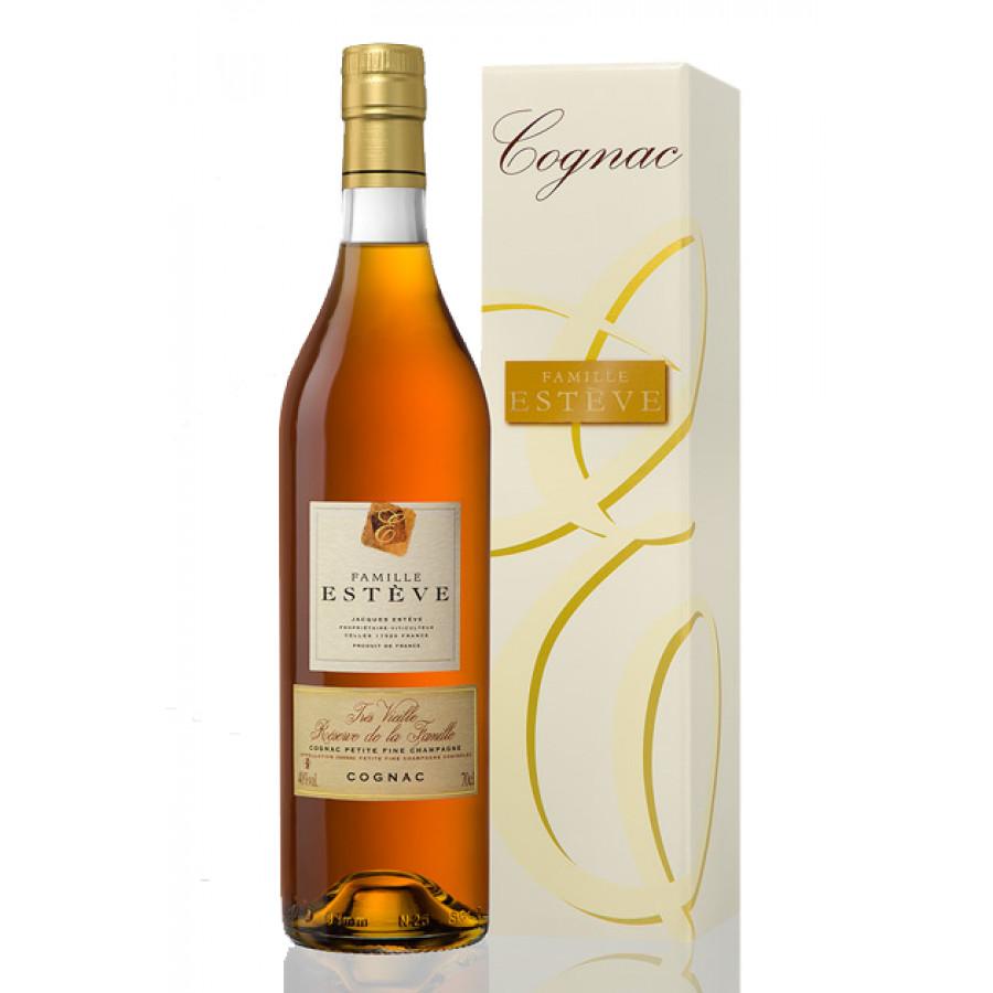 Estève Très Vieille Réserve de la Famille Cognac 01