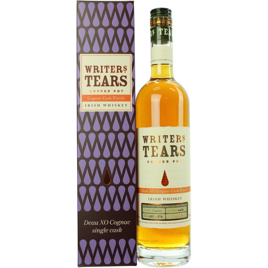 Writer's Tears Copper Pot Whisky Aged in Deau XO Cognac Cask 01