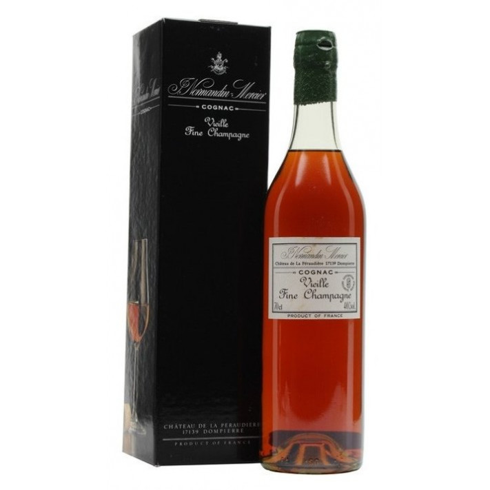 Normandin Mercier Vieille Fine Champagne Cognac 01
