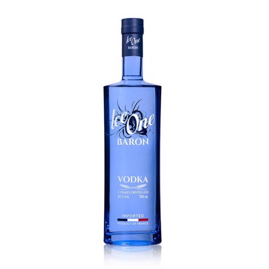 Ice One Baron Vodka 01