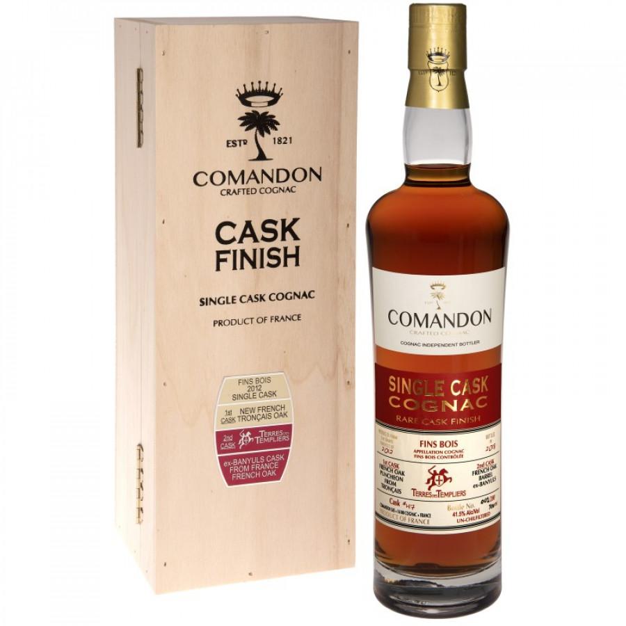Comandon Ex-Banyuls from Terres des Templiers 2012 Vintage Cognac 01