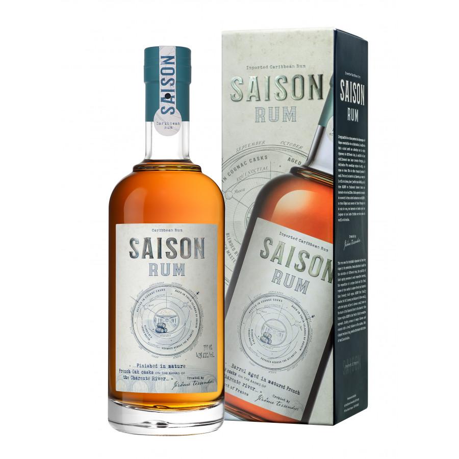 Distillerie Tessendier Saison Rum