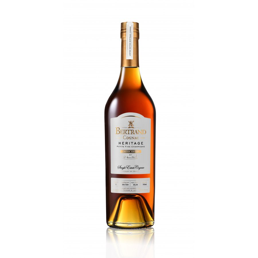Bertrand Heritage Limited Edition Cognac 01